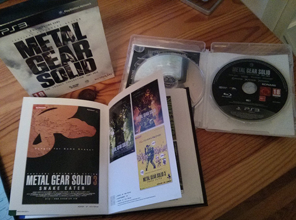 Metal Gear The Legacy Collection